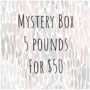 Mystery Box ~5 Pounds for $50 Reseller Inventory